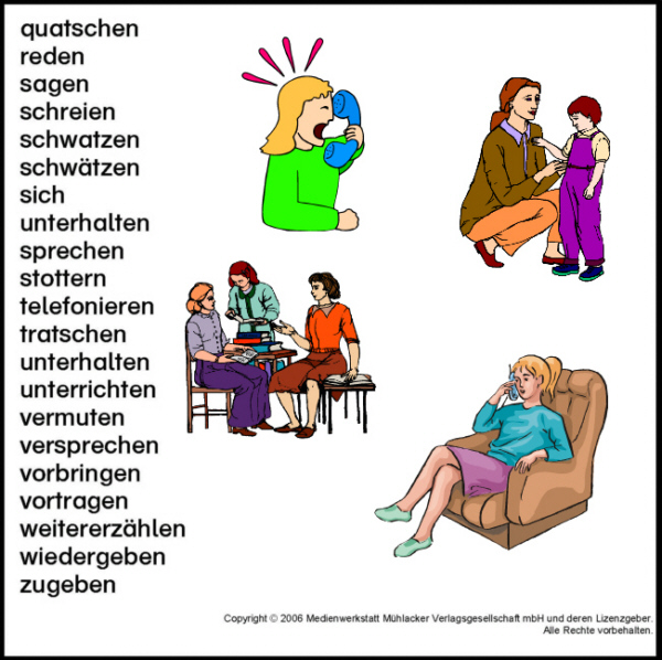 Material für Volksschulen  bildungsservercom