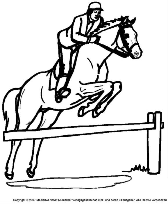 25 Liebenswert Gratis Ausmalbilder Pferde Zum Ausdrucken: Pferde Bilder Zum Ausdrucken. Ausmalbilder Pferde 03