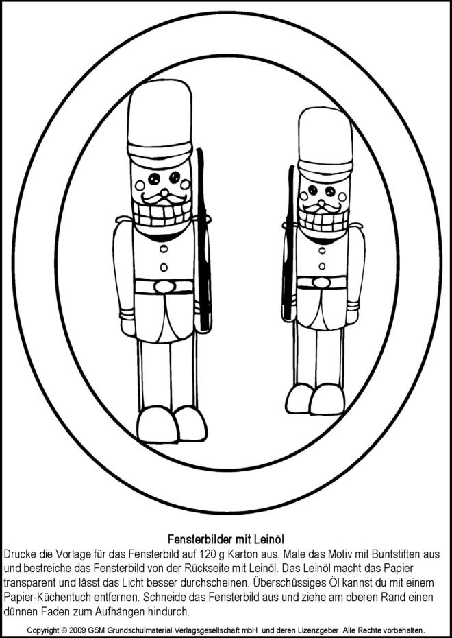 arbeitsblatt vorschule 187 fensterbilder advent vorlagen