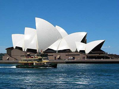 Sydney Tourismus