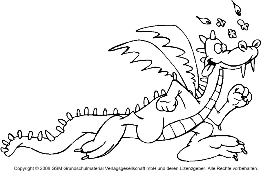 Berühmt Süße Drachen Malvorlagen Bilder - Entry Level Resume ...