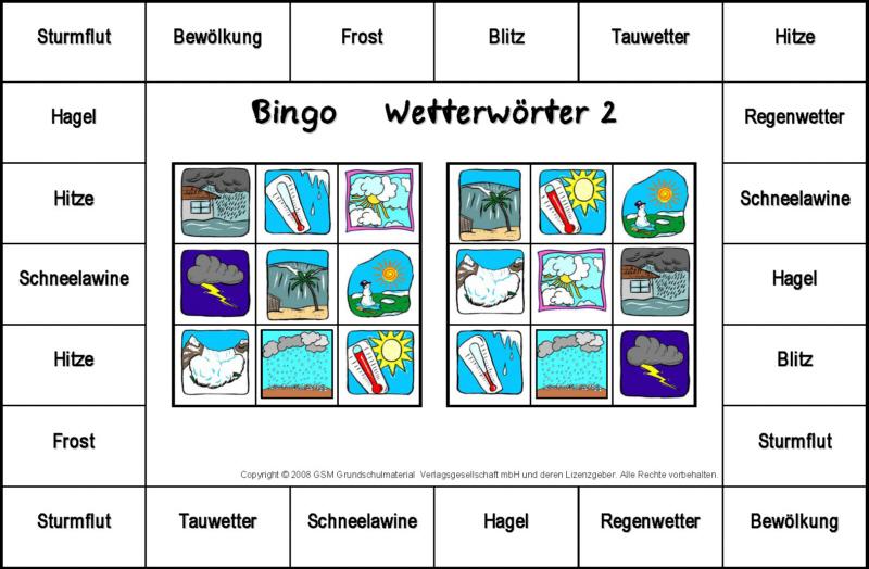 Bingo Vorlagen zum drucken  gratis Software