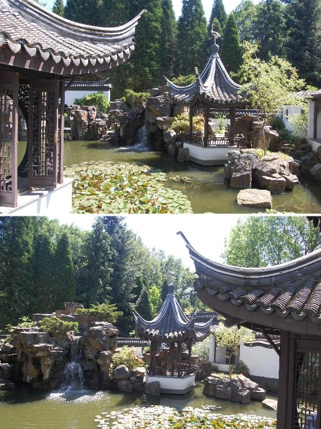 Chinesischer garten medienwerkstatt wissen 2006 2017 - Botanischer garten shanghai ...