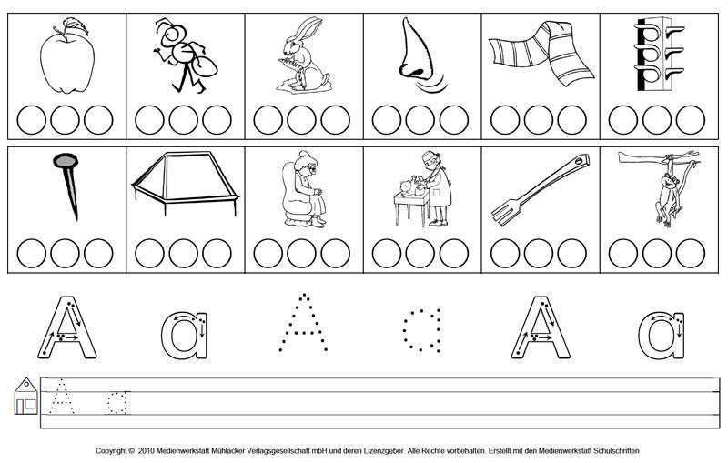 Arbeitsblatt Buchstaben Lernen : Mit dem ipad arbeitsblätter lösen medienwerkstatt wissen