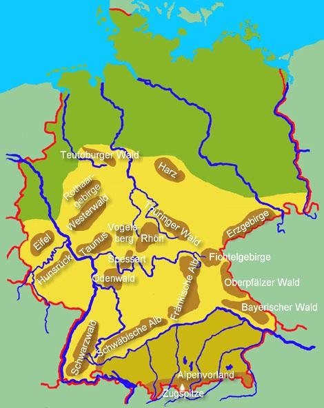 topographie quiz