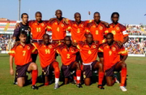 angola fussball