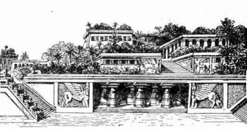 Die Hängenden Gärten der Semiramis - Medienwerkstatt ...