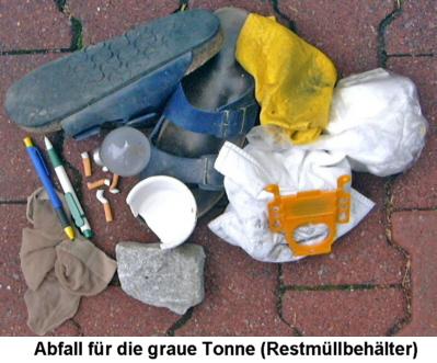 Restmüll - Medienwerkstatt-Wissen © 2006-2017 Medienwerkstatt