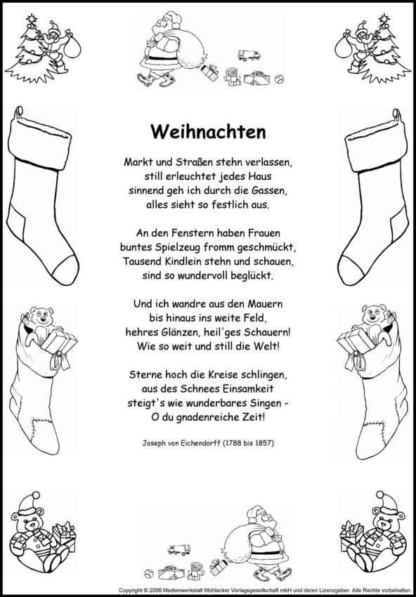 weihnachten eichendorff  medienwerkstattwissen © 2006
